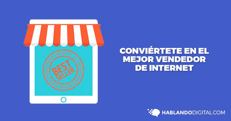 Vendedor, Ventas, Internet, Guía, Hablando Digital