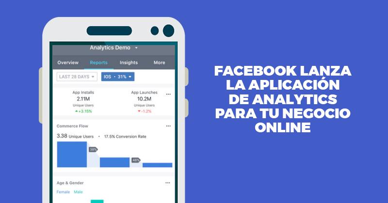 periódico, facebook, analytcs, aplicación, app, hablando digital