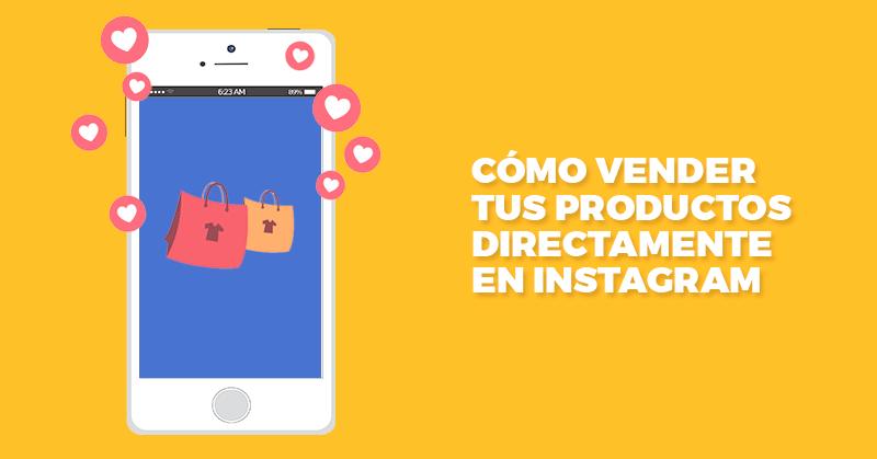 cómo comprar directamente en instagram
