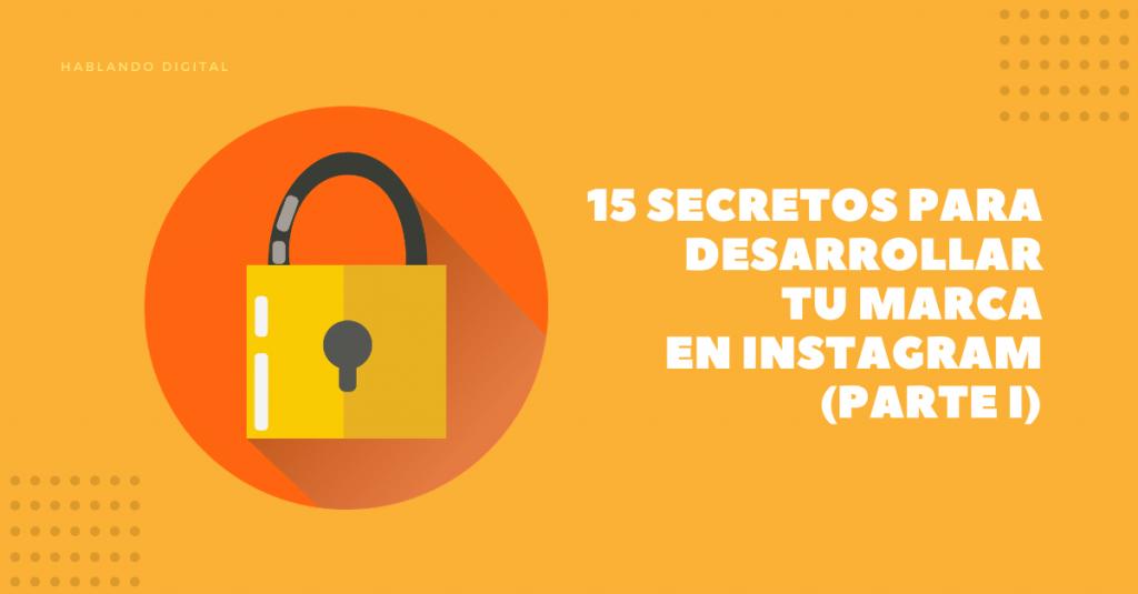 desarrollar tu marc en Instagram