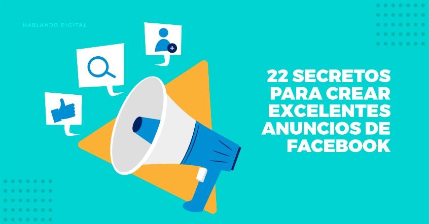 secretos para excelentes anuncios Facebook
