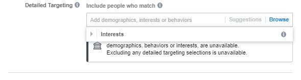 Interés, Demografía