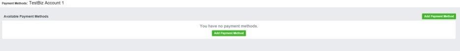 configurar un nuevo método de pago en administrador comercial de facebook