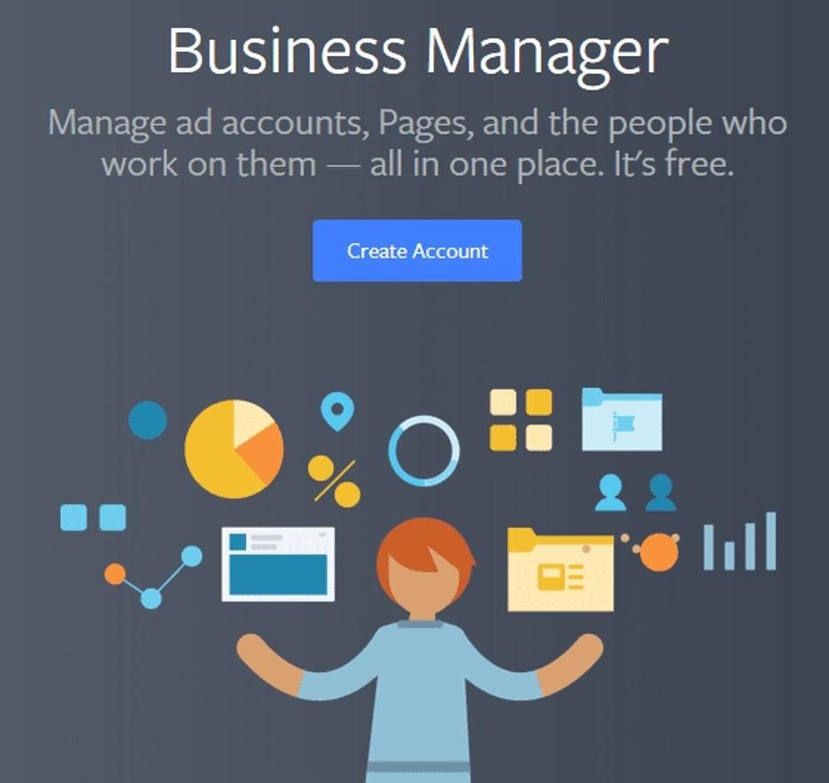 Business Manager de Facebook